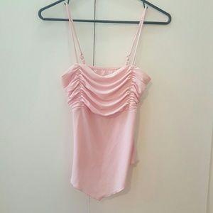 Pink top NWOT 3/$10